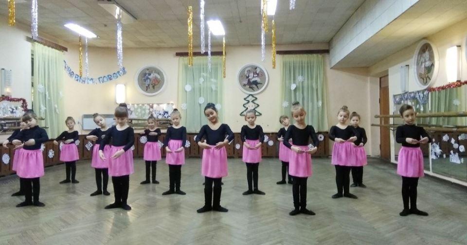 У  «Гуляйпільській дитячій школі мистецтв» закінчився І навчальний семестр (фото)
