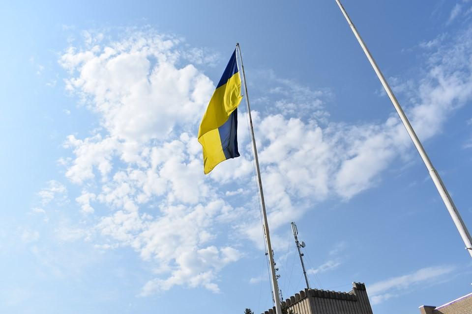У Гуляйполі відбулися урочистості до Дня Прапора та Дня незалежності України