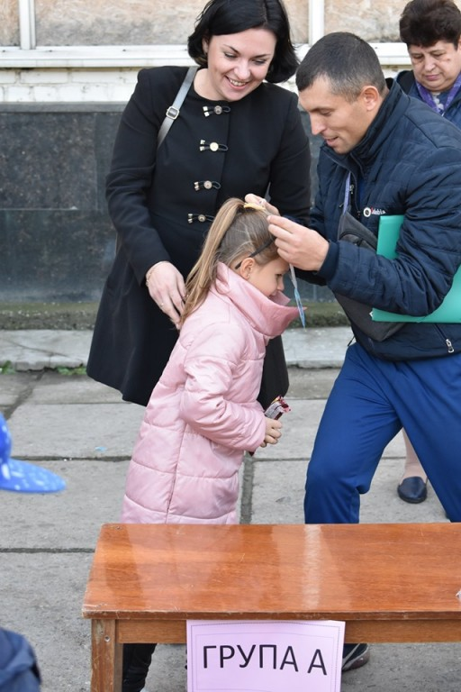 """На День Гуляйпільської громади відбувся перший турнір з """"Бейблейду"""""""
