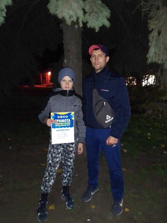 Гуляйпільський боксер — бронзовий призер Чемпіонату України