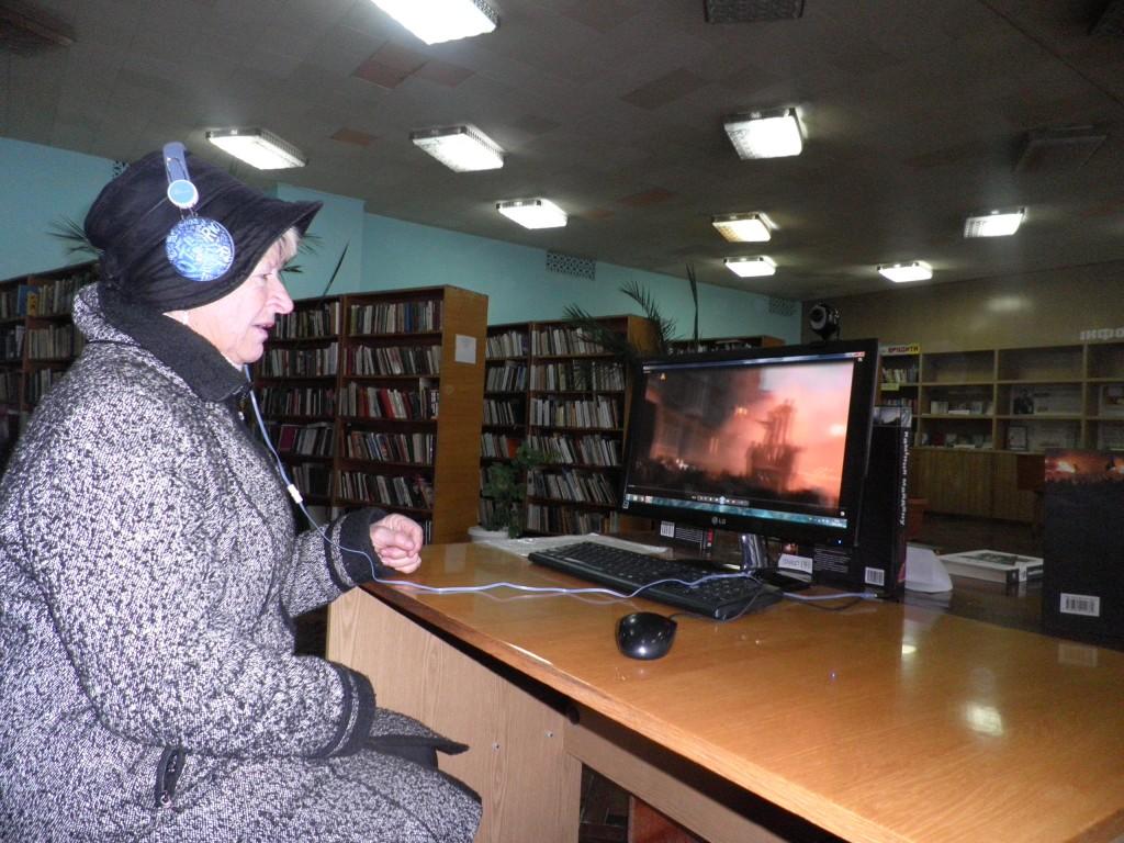 У бібліотеках ЦБС було презентовано книжкові виставки