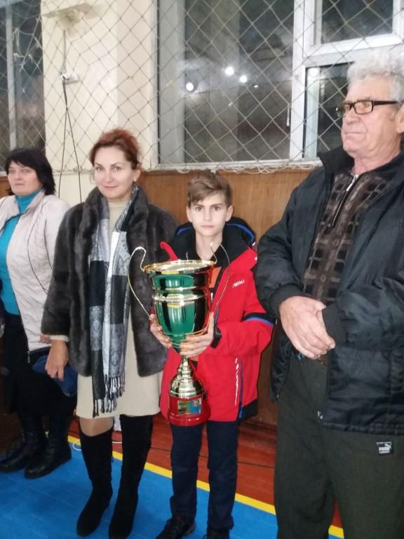 Відбувся п'ятий обласний турнір з волейболу серед чоловічих команд пам'яті Романа Казаненка