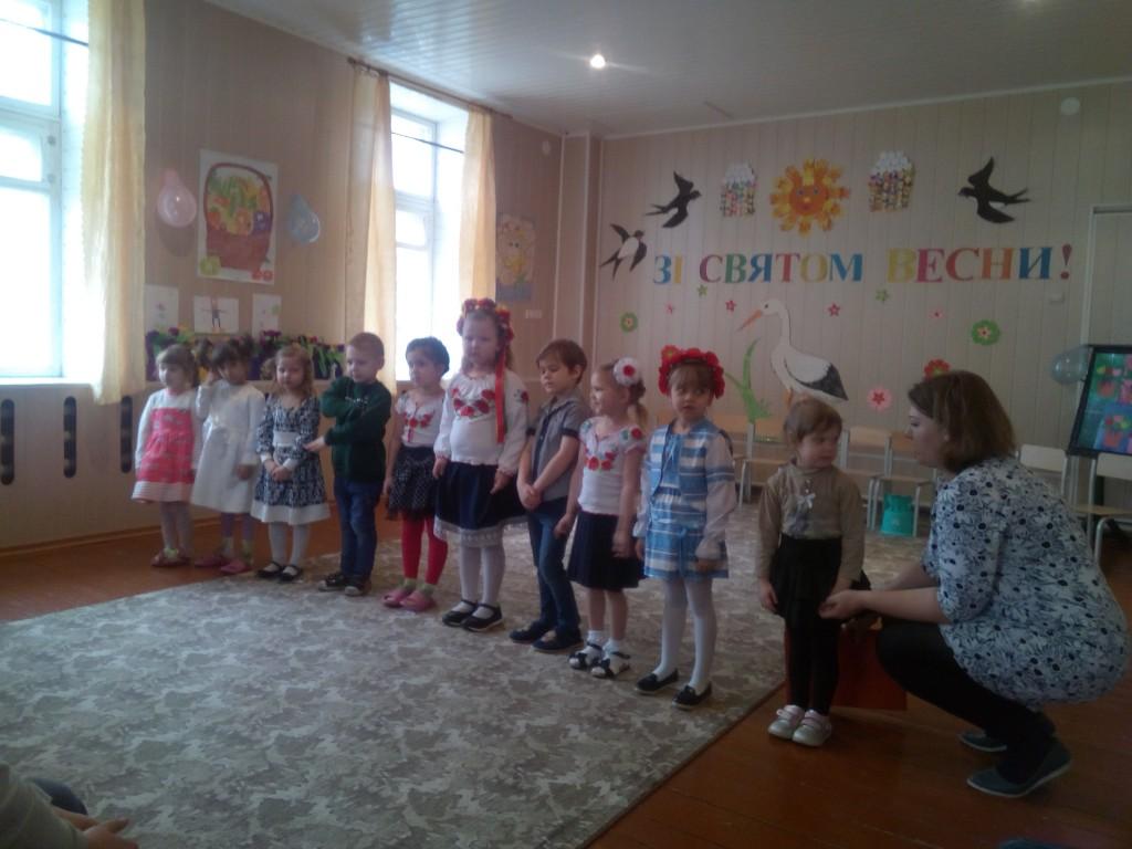 7 березня в КЗ «Темирівський ЗДО (дитячий садок) «Струмочок» ГМР пройшло свято присвячене 8 березню