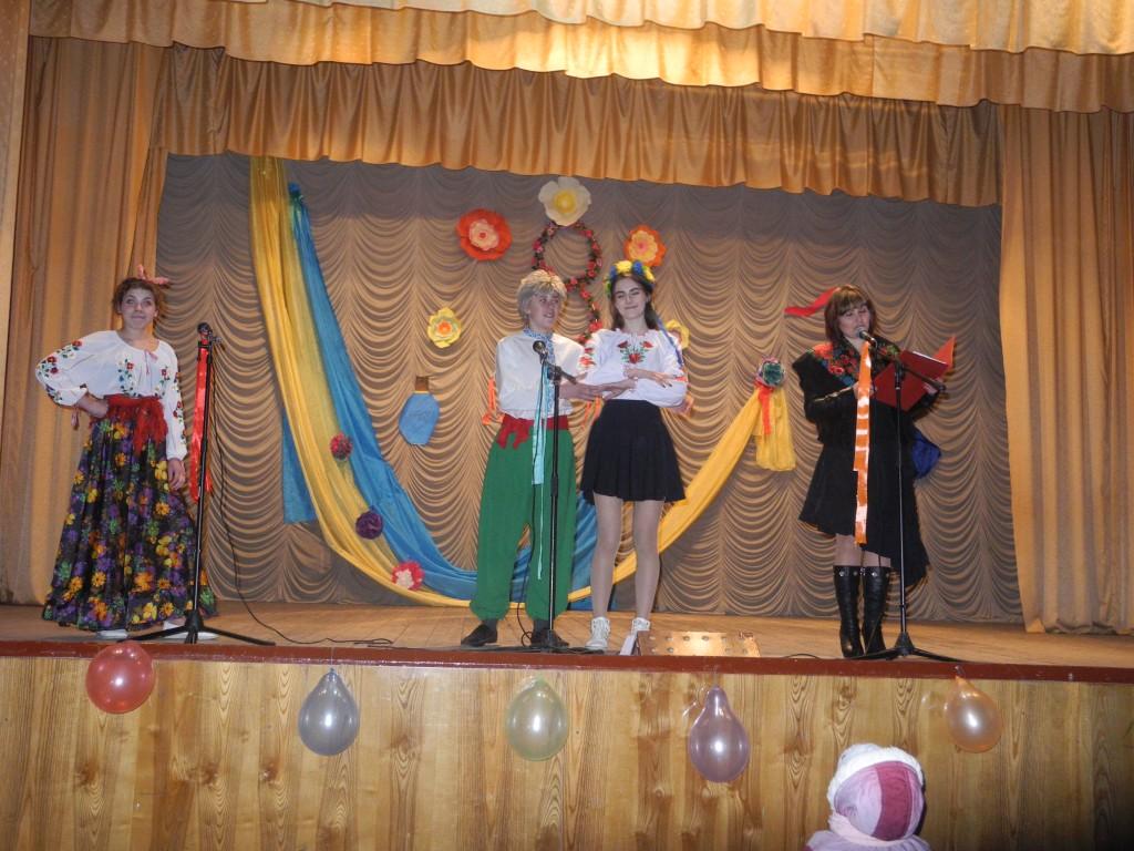 Свято весни в Темирівці