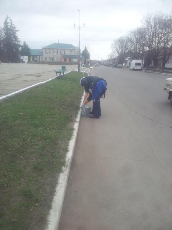 Звітує КП «БЛАГОУСТРІЙСЕРВІС»  за період з 25.03.2019 по 29.03.2019